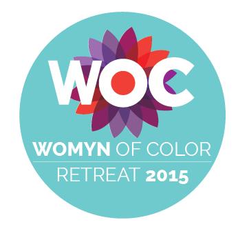 Womyn of Color Retreat Logo
